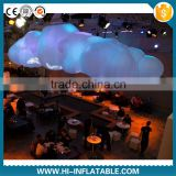 inflatable cloud decoration ballon hellio with logo