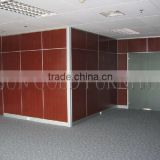 Hot Selling Laminated Boards Decorative Movable Sound Proof Partition Wall(SZ-WS569)