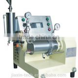 Lab horizontal bead mill for ink paint dyes