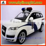 alibaba new design toy diecast pull-back alloy wheel diecast model police car 1:32 with light music diecast china