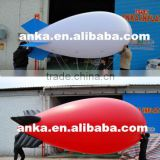 Inflatable balloon helium blimp balloon for advertisement