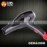 Professional concentrator nozzle 2000w black blow dryer hot best hair dryer electric heating element in china SY-6862