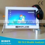 Quantum Health Analyzer Auto Full Body Health Analyzer Hdma Touch Screen Scanner 9D Nls Health Analyzer                                                                         Quality Choice