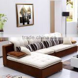 Hotsales Trendy Modern Design Living Room Fabric Sectional Sofa Set                                                                         Quality Choice