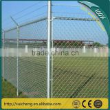 Chain Link Fence for Sports/Chain Link Security Fence for Garden/Chain Link Fence for Residence(Factory)