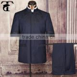 China costume men's casual wear suit for sale