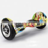 factory Wholesale 10 inch big tire mini smart self balance scooter two wheel smart self balancing electric drift board scooter
