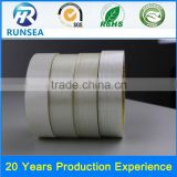 fiberglass insulation tape high adhesive fiberglass tape intermediate- strength packaging self adhesive fiberglass tape