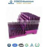 aluminium extrusion profile heat sinks