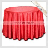 Modern Decorative Table Cloth Used for Hotel                                                                         Quality Choice