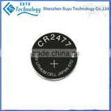 High temperature Lithium battery & Button cell batteries with PCB Pin 3V ,CR2016, CR2025, CR2032,