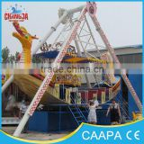 2015 CE approved Changda fun outdoor viking ship theme park equipment for sale