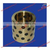 Solid Bronze Bush, Graphite Bushings