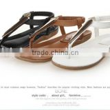 SALE -DAMASCUS T Strap Sandals, T Bar, Gladiator Sandals, Womens Leather Sandals, Black Sandals, Flat Sandals Size