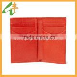 cd genuine leather wallet with many colors