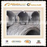 steel wire rod in coil by sea