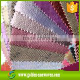 laminated nonwoven fabric/laminated non woven fabric for flower packing/15g pe laminated nonwoven fabric for bag making