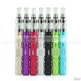 Kamry original maker and new item electronic herbs vaporizer variable voltage kamry x8 battery X8J Mod colorful e cigarette