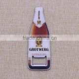 Promotional metal beer fridge magnet bottle opener