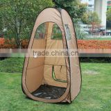 Pop up Spray Tent, Dressing Room Tent, portable outdoor toilet tents