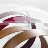 solid color and wood grain pvc edge banding for furniture, table, cabnit, kitchen, office furniture