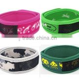 Hot sale neoprene anti mosquito repellent bracelet wristband