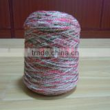 44%Acrylic 40%Bamboo 16%Nylon Big belly yarn
