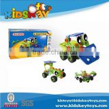 hotsale assemble kid toys diy educational toy intelligent toys for kid model toy