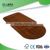 Bamboo platter Serving Trays for Cake tray