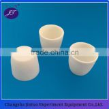 5ml Corundum-mullite Alumina Crucible Alumina smelting ceramic boat crucibles For Jewelry