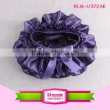 Wholesale solid color baby bloomers kids underwear satin ruffle shorts                                                                                                         Supplier's Choice