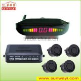 Ultrasonic Metal Bumper Parking Sensor Detector Electronic Parking Aid