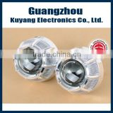 Koito bixenon projector lens with halo angel eyes for car headlight retrofit