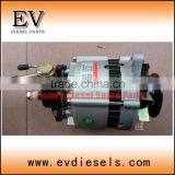 generator alternator H06CT H07CT H06C H07C engine parts construction machinery excavator