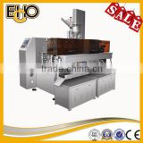 Stainless Automatic 3 Side Sealing Rotary Vacuum Fill-Seal Packaging System