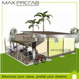 USD 200 Coupon Maxprefab Green Prefab Container Villa                                                                         Quality Choice