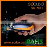 SORBO China Supplier Emergency Industrial Safety Cutter for Auto Emergency Vehicle Tools with Portable LED Torch Lights