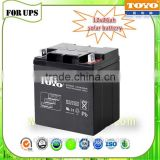 battery manufacturer 12v26ah SLA battery for telecommunication use AGM vrla battery