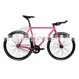 Single Speed Chromoly Steel Fixed Gear Bicycles