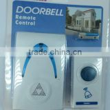well packaged wholesale Remote Control Smart Doorbell chime for home apartments houses office