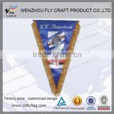 supplier for promotional team sport club fan outdoor flag/banner gift advertising banner