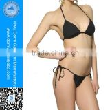 New design cheap black women bikini 2016 xxx hot sex swimwear bikini