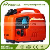 Honda digital generator inverter, super silent 1000w Gasoline inverter generator, 220v portable pure wave inverter generator