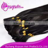 China factory price unprocessed virgin human hair dye raw materials