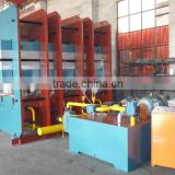 Strain Rod Rubber Vulcanizer/Rubber Moulding Press/ Rubber Foam Strip and Bushing Washer Vulcanizing Press