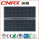 Cheap solar panels china YueQing Ruixin Group RXP-48 Poly 200W prices for solar panels cells