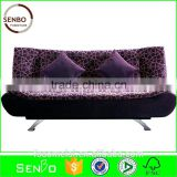 2015 latest design sofa bed/istikbal sofa beds / corner sofa cum bed / L shape leather sofa bed