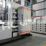 HCVAC Sanitary ware titanium nitride coating equipment,Faucet PVD coating machine,water tap pvd coating system