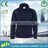 high quality black polar jacket winter sport wear polor sweatshirt cheap micro polar jacket