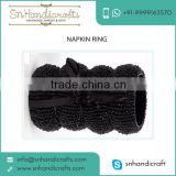 Wholesale Manufacture and Exporter Beaded Napkin Ring for Bulk Buyer